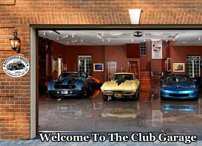 Club garge