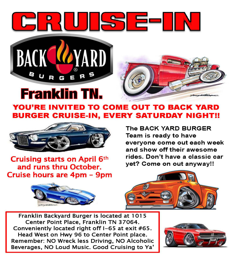 BYB Cruise Art 2014